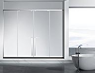 做干湿分离的卫生间,选择bob官方网站还是浴帘?我